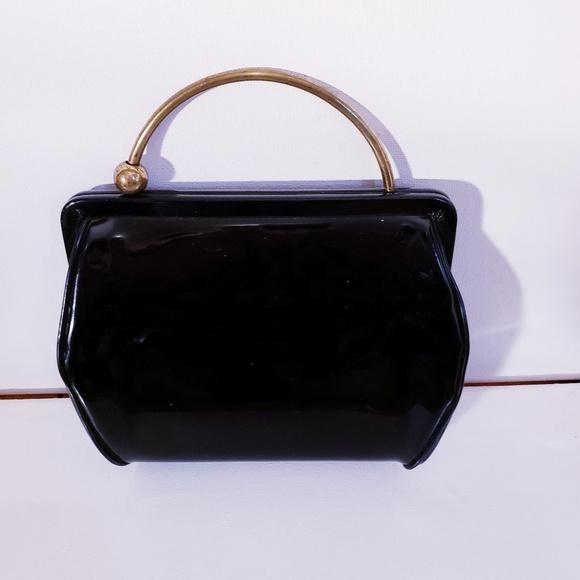 Ande Bags   Vintage Small Black Clutch   Poshmark c30e469194